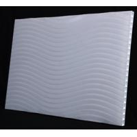 Corrugated plastic board(S style) for sale