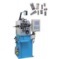 Quality Belleville Spring Manufacturing Machine , Coil Winding Machine Computer Controlled for sale