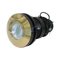 Thru Hull Underwater Boat Lights 150W RGB Color