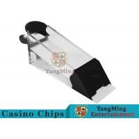 Quality Professional 8 Decks Playing Card Shoes For Blackjack Poker Casino Games for sale