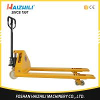 Buy China material handling equipment 5 ton hydraulic pallet jack with 685mm fork length at wholesale prices