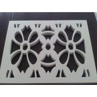 Quality White Closed Cell PVC Celuka Foam Board Glossy Anti UV For Cutting Decoration for sale