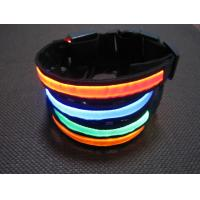 Quality Red LED Flashing Dog Collar for sale
