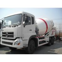 Buy cheap competitive price 375HP diagram of concrete cement mixer truck / 6*4 concrete from wholesalers