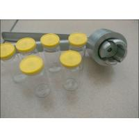 20mm Diameter Bottle Manual Vial Crimper For 10ml Bottle Flip Off Cap