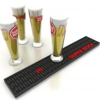 Quality Eco-friendly Anti-slipped Beer Bar Mat For Household Or Pub / Groggery for sale