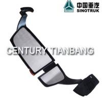 Quality HOWO A7 Dump Truck Parts WG1664771010 Mirror for sale