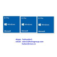 Quality Windows 8.1 Pro FPP/OEM Key Online Activation With Windows Product Key Code for sale