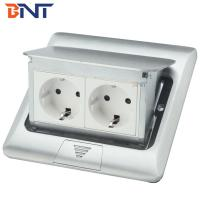 Quality widely for shopping malls aluminum alloy material pop up floor socket for sale