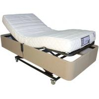 Home care patient rotary hi lo beds electric movable for High beds for sale