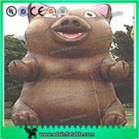 Quality Brand New Event Animal Advertising Inflatable Pig Replica For Sale for sale