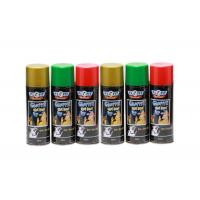 Quality Alcoholic Based Graffiti Art Colorful Spray Paint 400ml Liquid Coating State for sale