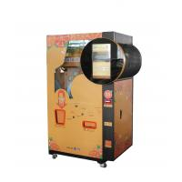 Quality Supermarket Automatic Juice Vending Machine With Cup Lid , CE Certificate for sale