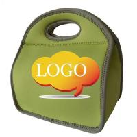 Quality Neoprene Lunch tote large area for imprinting your logo for sale