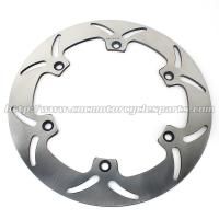 China CTX1300 Motorcycle Brake Disc Rotor Stainless Steel Heat Treatment Original Color on sale