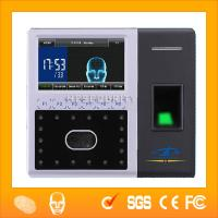 China 4.3TFT Touch Screen Free SDK Wireless Time Recorder(HF-FR302) on sale