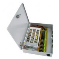Quality for security camera 120W 12V10A 8 channel cctv power supply for sale
