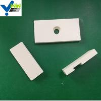 Quality 92% alumina ceramic plates weldable tile for sale