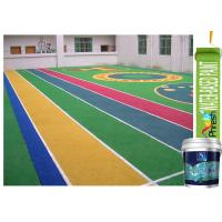 Quality Industrial Warehouse Water Based Epoxy Floor Paint Weight Resistance Epoxy Type for sale