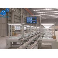 China Fire / Water Pump Automatic Assembly Line High Efficiency With Chain Conveyor on sale