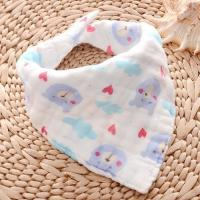 China Eco Friendly Baby Dribble Bibs / Toddler Bandana Bibs All Season Used on sale