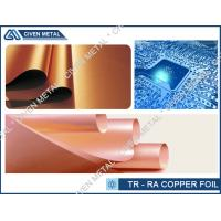 Buy cheap Double Shiny Rolling Copper Foil For FPC , Roll Size , Maximum Width 650 from Wholesalers