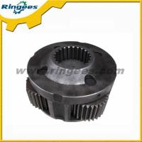 Buy cheap Excavator swing reduction gearbox, Daewoo DH225-7 swing 2nd level planetary carrier assy from Wholesalers