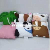 Animal Pillows Bulk : Wholesale cartoon animal pillow/stuffed animal soft cushion pillow for sale - 91145718