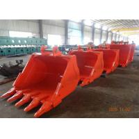 Quality Standard Rock Bucket for Hitachi Excavator 1.0m3 , 1.5m3 , 2.0m3 for sale