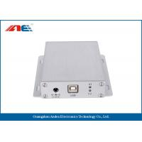 USB Interface Mid Range RFID Reader 13.56MHz DC 12V Power Supply