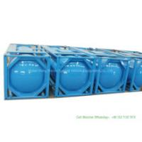 ISO Tank Container 20FT for Wast Water (Carbon Steel/Lined PE /Stainless Steel SS304 Transport Sewage Wast Water, Wast Oil, Wast chemical liquid)