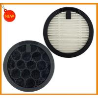 Quality round hepa filter cylinder activated carbon honeycomb air filter for sale