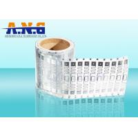 Quality PVC 860-960MHZ Rfid Wet Inlay Security H3 Chip 70mm x 19mm For Supply Chain for sale