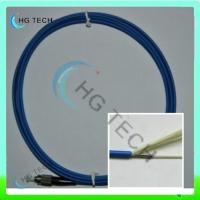 Quality FC Simplex Armored Fiber Optic Patch Cord for sale