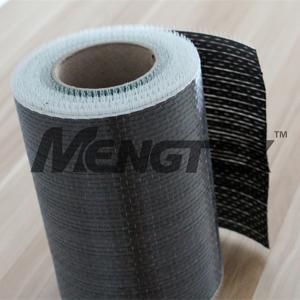 China 12k UD 100% Carbon Fiber Carbon Fiber Fabric 200gsm on sale