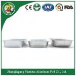 Quality Excellent quality unique aluminum foil frozen food containers for sale