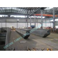 Quality Rapid Site Construction Structural Steel Fabrications Warehouse In Precise Calculation for sale