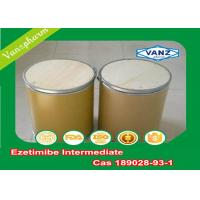 Purity 99 Ezetimibe Intermediate CAS 189028-93-1 Pharmaceutical Intermediates