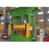 Quality 68T Heavy Duty Hydraulic Press Machine Touch Screen Clamping Force 4500-12500KN for sale