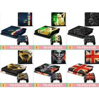 China Playstation 4 Console Controller Skin Sticker 900 Moldes for PS4 Skin Sticker Factory Supp on sale