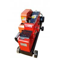 Buy cheap Cutting Rebar Processing Equipment With Scrollable Casters Simple Operation from wholesalers