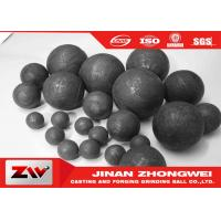 Quality High hardness and good wear resistance forged and cast grinding balls for mining for sale