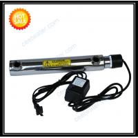 Pond uv light uv germicidal lamp uv filter pond uv for Pond filter system with uv light