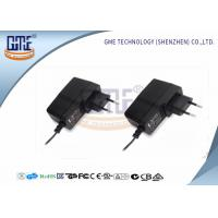 China AC DC 12v Constant Current LED Driver Dimmable Black with EU Plug on sale