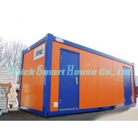 Quality Durable Movable Prefab Shipping Container Home For Portable Bathrooms for sale
