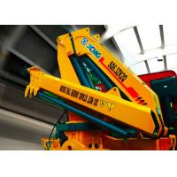 Quality Durable Hydraulic Knuckle Boom Truck Mounted Crane With 13m Max Reach for sale