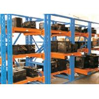 Quality Custom Industrial Warehouse Storage Racks Heavy Duty Drawer Type 1000kg/Drawer for sale