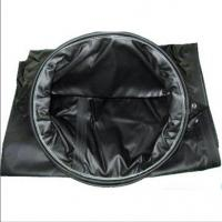 Quality Black Lay Flat Mining Ventilation 5m PVC Waterproof  Ventilation Ducting Products for sale