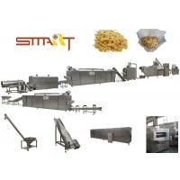 Quality Stainless Steel Corn Flakes Manufacturing Machine Automatic Cereal Making Machine for sale