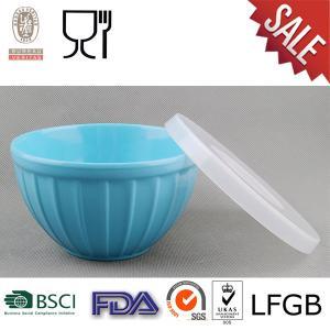 Ice Cream Bowl with Lid